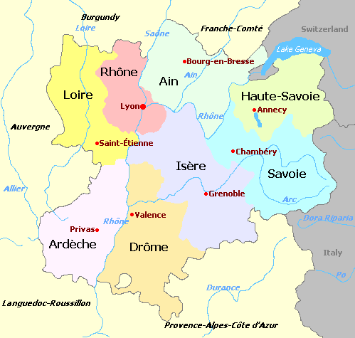 Rhone River Wine Tours