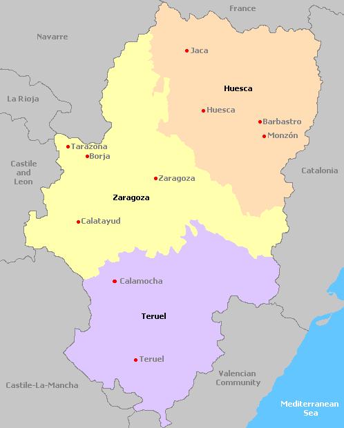 Aragon Spain