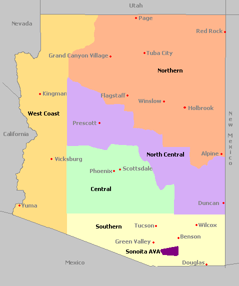 Benson (AZ) United States  city photo : Us Map Of The United States Of America additionally Mediterranean Sea ...